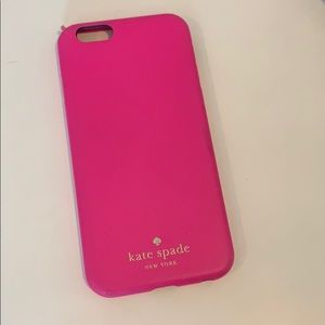 Kate spade case for iPhone 6s